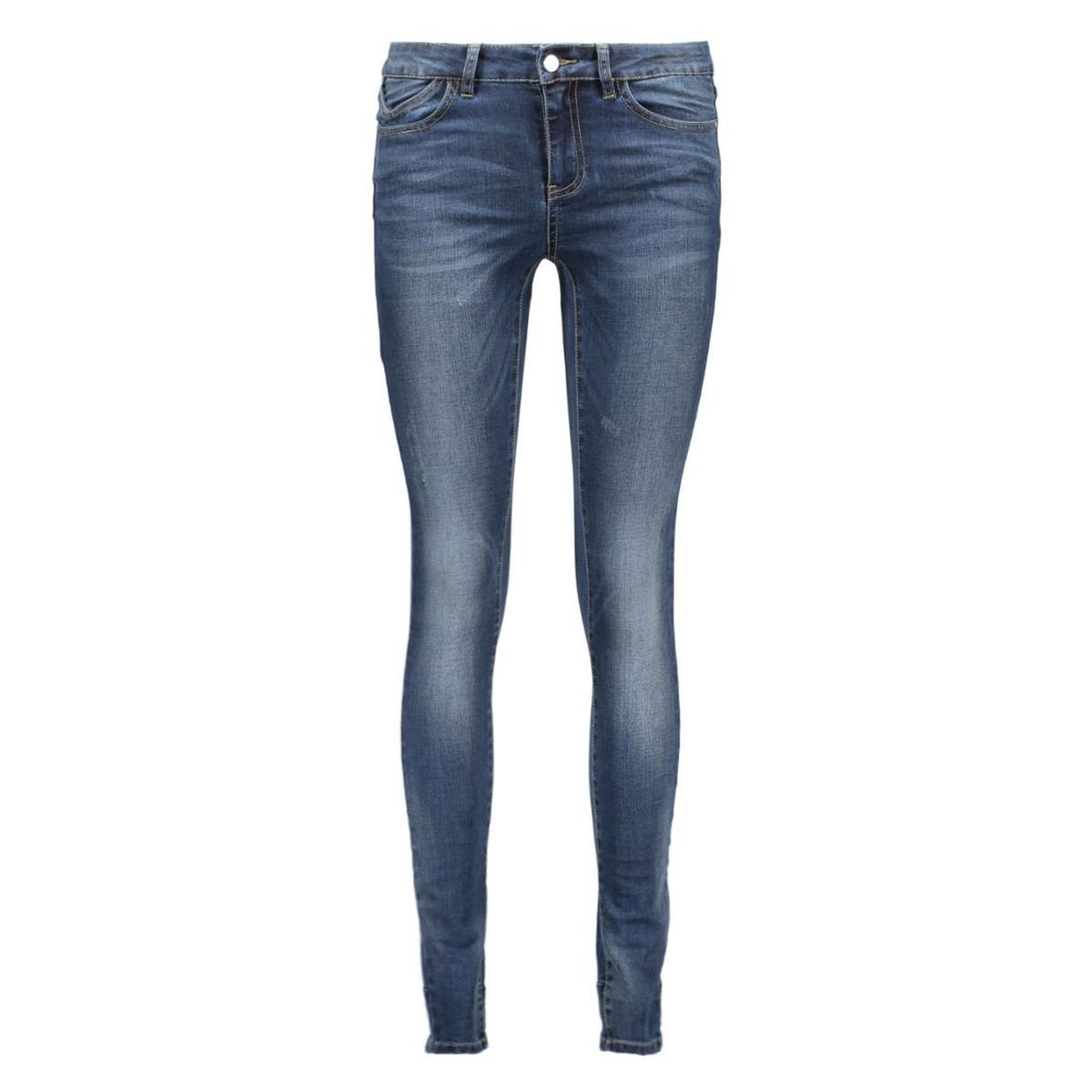 vicommit rw 5p hk0122 db cut gv 14036616 vila jeans dark blue denim