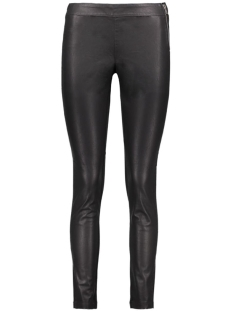 Object Legging OBJJASMIN PU LEGGINS 23023383 Black