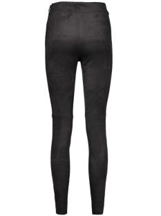 vmlea creme hw fake suede legging 10159545 vero moda legging black