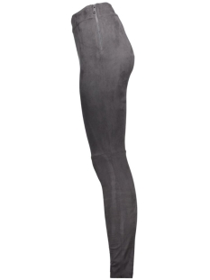 vmlea creme hw fake suede legging 10159545 vero moda legging asphalt