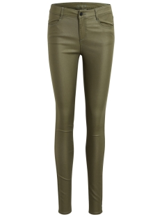 Vila Broek VICOMMIT RW NEW COATED-NOOS 14036194 Ivy Green