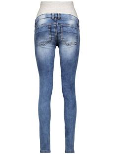 mlchange slim jeans 20006348 mama-licious positie broek dark blue denim