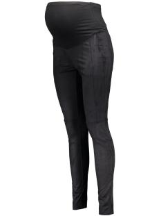 mlumo legging 20006396 mama-licious positie broek black