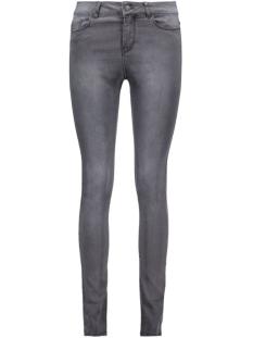 Vero Moda Jeans VMSEVEN NW SS SMOOTH JEANS DK GREY 10142930 Dark Grey Denim