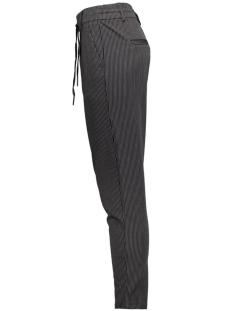 onlpoptrash pinstripe  pant pnt 15123278 only broek black