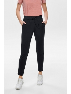 Only Broek onlPOPTRASH EASY COLOUR PANT PNT NOOS 15115847 Black