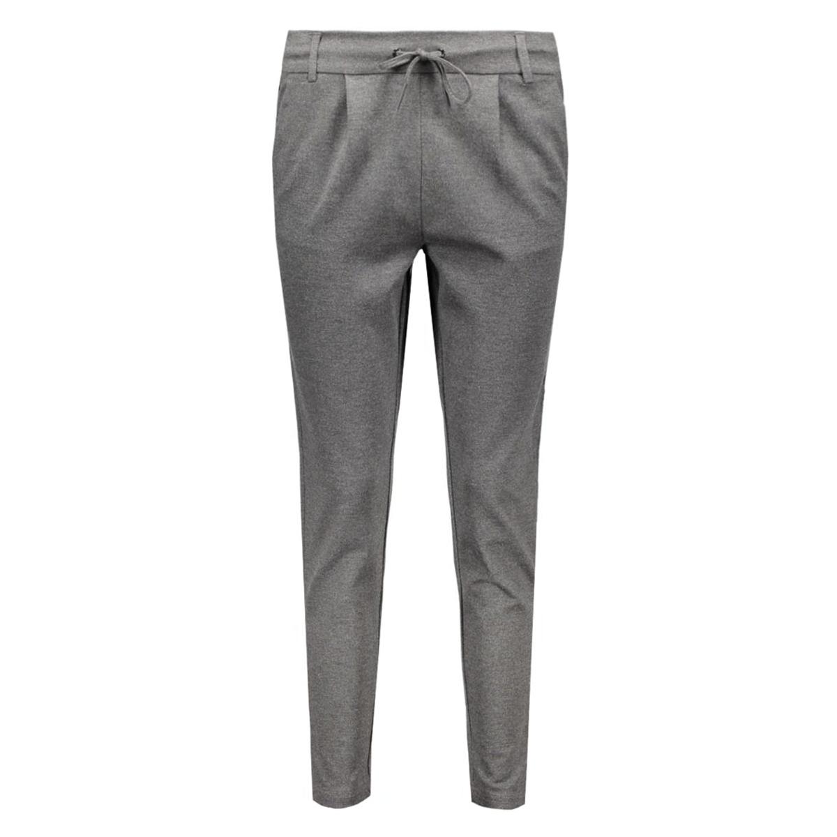 onlpoptrash easy colour pant pnt no 15115847 only broek dark grey melange