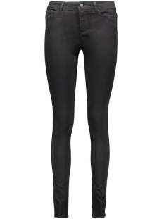 VMSEVEN NW SS SMOOTH JEANS BLACK NO 10138671 Black