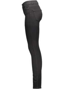 vmseven nw ss smooth jeans black no 10138671 vero moda jeans black
