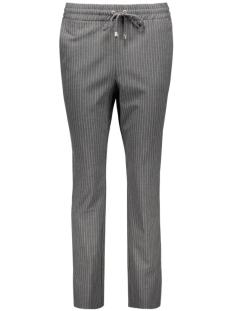 Only Broek onlPOPPY STRIPED PANT APS 15133124 Grey Melange