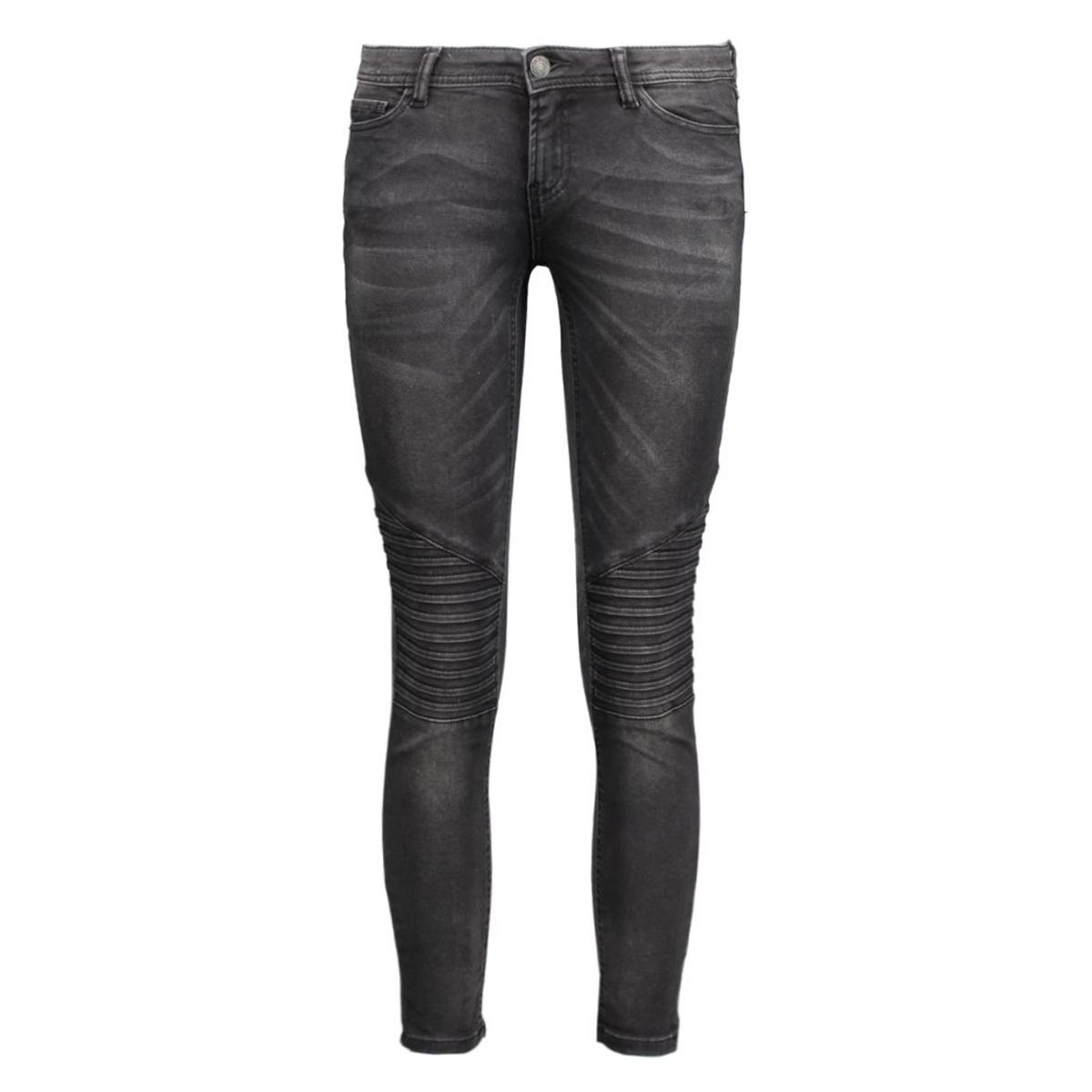 jdyskinny low waldo biker ankl jeans 15121396 jacqueline de yong jeans medium blue denim