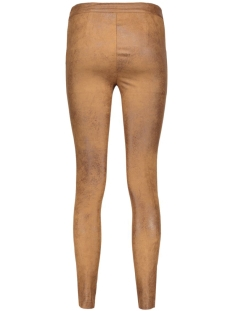 vibarra 7/8 leggings 14036215 vila legging oak brown