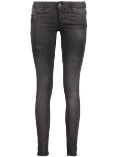 Vero Moda Jeans VMFIVE LW SUPSLIM DESTR JEANS BA032 NOOS 10160927 Black