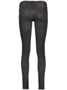 vmfive lw supslim destr jeans ba032 noos 10160927 vero moda jeans black