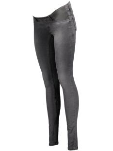 mlella skinny dark grey jegging 20006709 mama-licious  dark grey denim