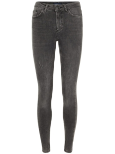 PCFIVE DELLY JEANS GREY NOOS 17080499 Dark Grey Denim