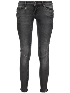 Only Jeans onlCORAL SL SK ZIP AN DNM JEANS REA13470 15123239 Black Denim
