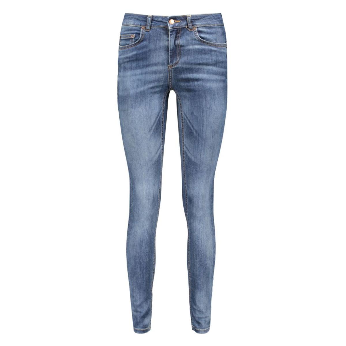 pcfive delly jeans dbld noos 17080503 pieces jeans dark blue denim