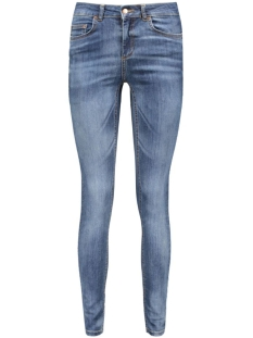 PCFIVE DELLY JEANS DBLD NOOS 17080503 Dark blue denim
