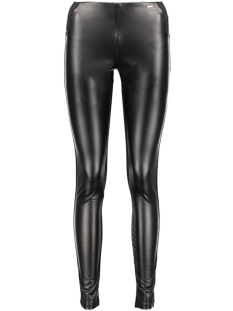 Vero Moda Leggings VMSTRONGER NW PU LEGGING DNM 10162917 black
