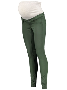 Mama-Licious Positie broek MLELLY SKINNY COLOR JEANS 20006799 Sycamore