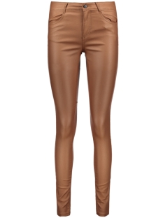 vicommit rw new coated-noos 14036194 vila broek oak brown