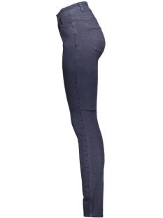 vmnine hw slim jeans gu203 10160414 vero moda jeans dark blue denim