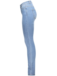 vmnine hw slim jeans gu201 10160409 vero moda jeans medium blue denim