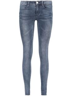 Vila Jeans VICOMMIT 5P RW HK0143 14037115 Medium Blue Denim