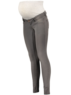 Mama-Licious Positie broek MLELLA SKINNY GREY JEANS - NOOS 20006842 Grey Denim