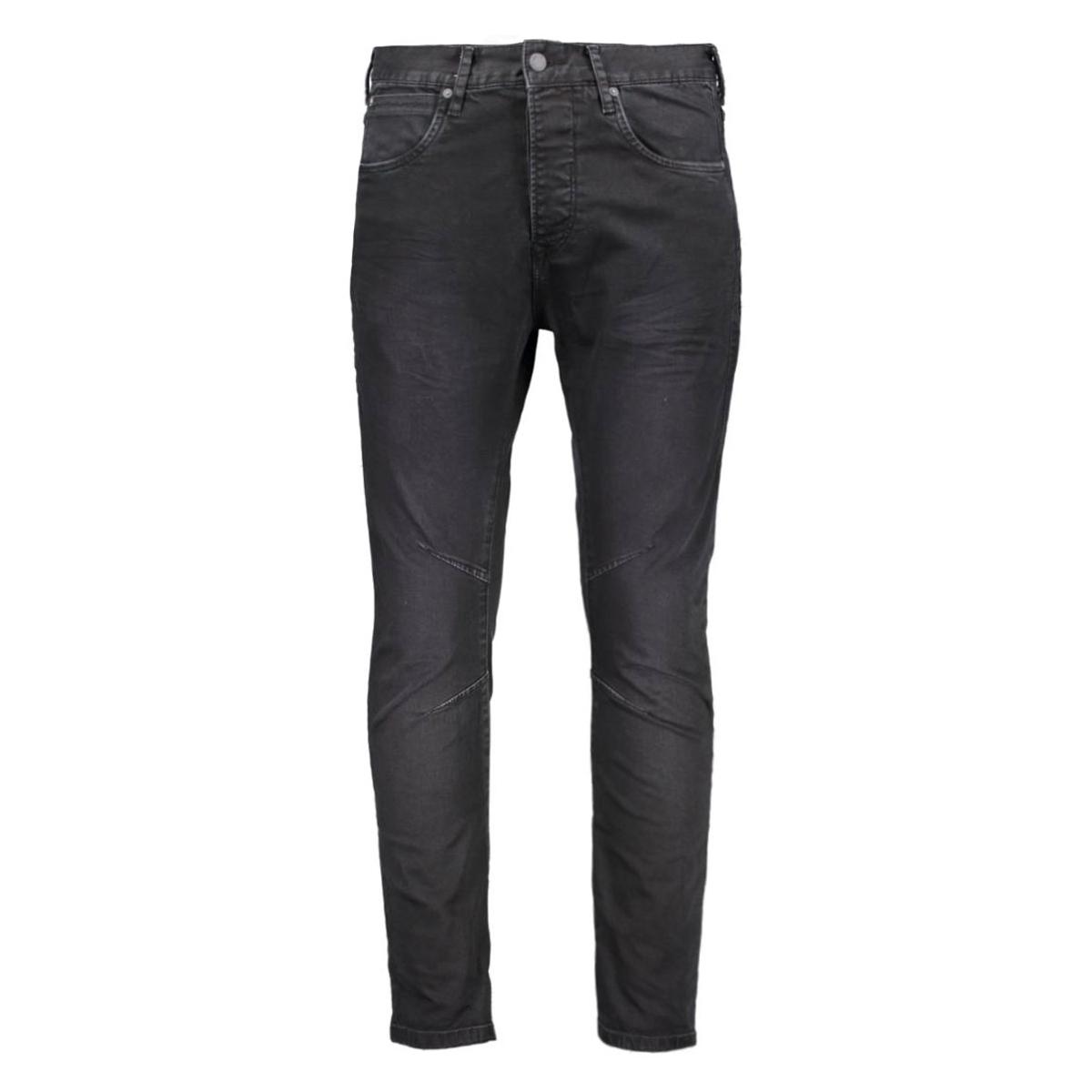 jjiluke jjecho jos 999 black noos 12117933 jack & jones jeans black