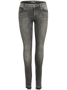 Only Jeans onlCARMEN REG SK ANK DN JEAREA13721 15128322 Medium Grey Denim