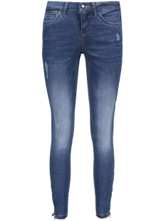 Only Jeans onlKENDELL REG SK ANK JEANS CRE500 15121414 Dark Blue Denim