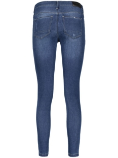 onlkendell reg sk ank jeans cre500 15121414 only jeans dark blue denim