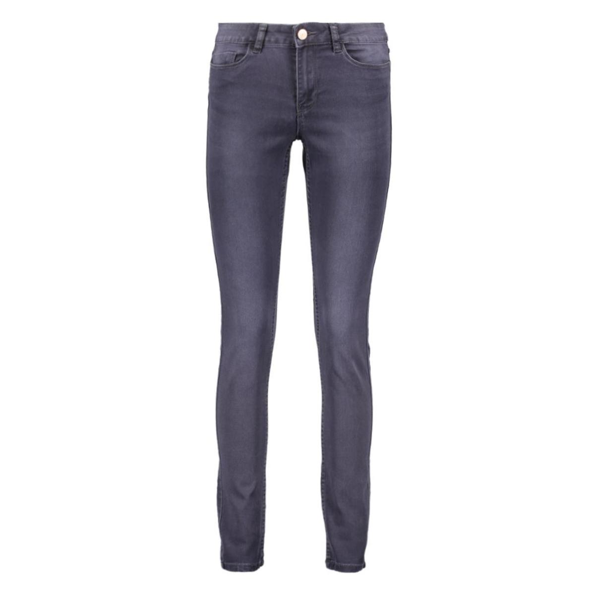 nmextreme lucy  nw soft jeans 10166657 noisy may jeans dark grey denim