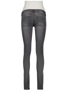 mlbiker skinny jeans 20006781 mama-licious positie broek dark grey denim