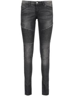 Noisy may Jeans NMEVE LW SUPER S. BIKER JEAN CT125 10143107 Black/Washed