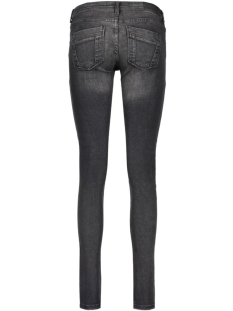 nmeve lw super s. biker jean ct125 10143107 noisy may jeans black/washed