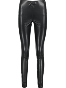 onlBEST FAUX LEATHER ANCLE LEGGINGS 15128570 Black