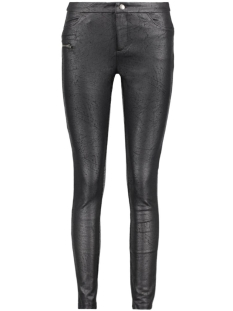 Object Broek OBJHONOR MW PANT 23023064 Black