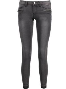 Noisy may Jeans NMEVE LW S.S 2ZIP ANKLE JEANS GU032 10169618 Black