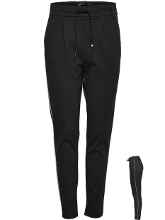 Only Broek onlPOPTRASH PIPING PANT 15132952 Black