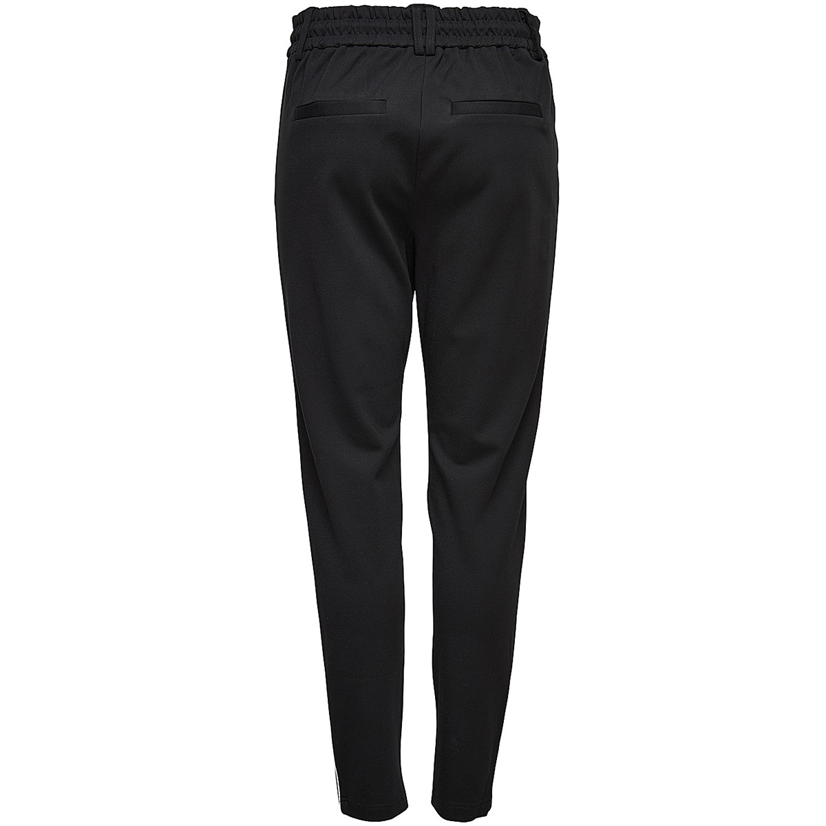 onlpoptrash piping pant 15132952 only broek black