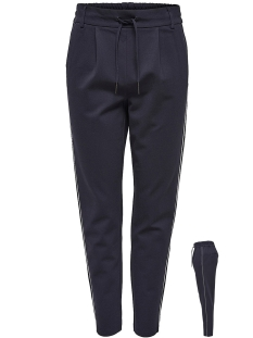 Only Broek onlPOPTRASH PIPING PANT 15132952 Night Sky