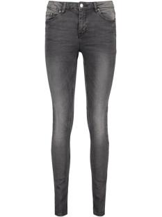 Pieces Jeans PCFIVE CAMILLA JEANS 17081127 Dark Grey Denim