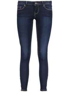 Vero Moda Jeans VMFIVE LW SS ANKLE JEANS AM053 NOOS 10160936 Dark blue denim
