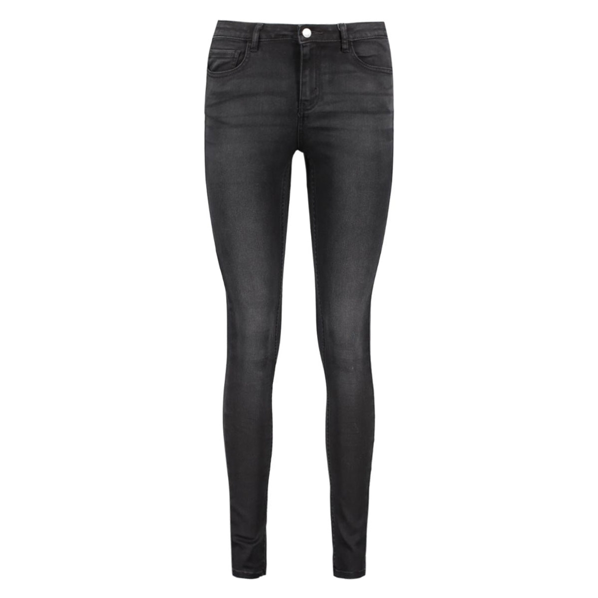 pcfive betty jeggings blk wash/noos 17081303 pieces jeans black