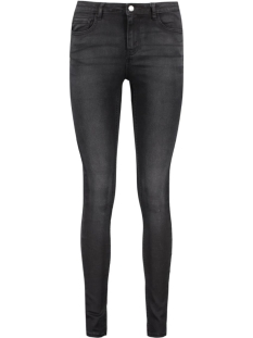 Pieces Jeans PCFIVE BETTY JEGGINGS BLK WASH/NOOS 17081303 Black
