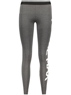 Only Legging onlGRAPHIC STATEMENT LEGGINGS JRS 15136300 Dark Grey Melange/To the Max
