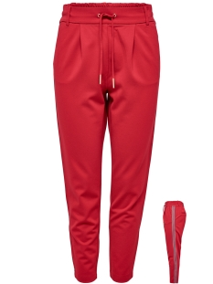 Only Broek onlPOPTRASH EASY SPORT PANT 15135926 Tango Red